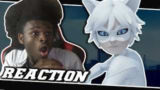 😱WHAT THE HECK IS HAPPENING?!😱 | Miraculous Ladybug Season 03 Chat Blanc Trailer  - (Reaction)