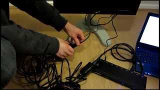 How to Install a 4x4 HDMI Routing Matrix - ThatCable