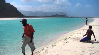 Day 10 Socotra - Qalansyia Detwah lagoon fishing