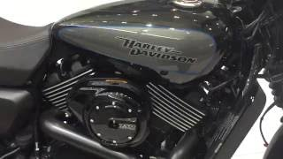 2017 Harley-Davidson XG750 in Velocity Black Deluxe from San Diego H-D