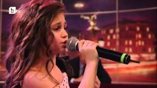 "Krisia Todorova – ""Hurt"" (Christina Aguilera)"