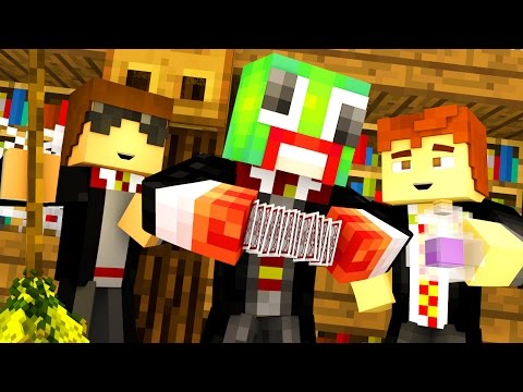 Minecraft Wizard High - SHOPPING! (Day 6)