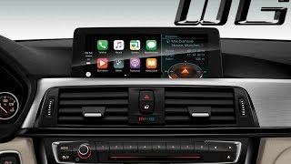 Apple CarPlay In Depth Overview | Set Up with BMW iDrive