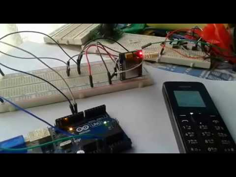 AI Thinker A6 GSM/GPRS Module with Arduino