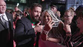 HONEY BOY: SHIA LABEOUF RED CARPET ARRIVALS TIFF 2019