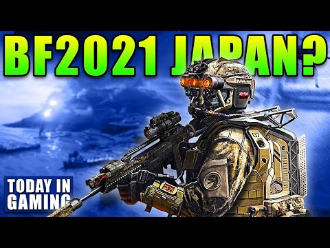 Battlefield 2021 Set In JAPAN? - Treyarch Confirm New Warzone Map - Today In Gaming
