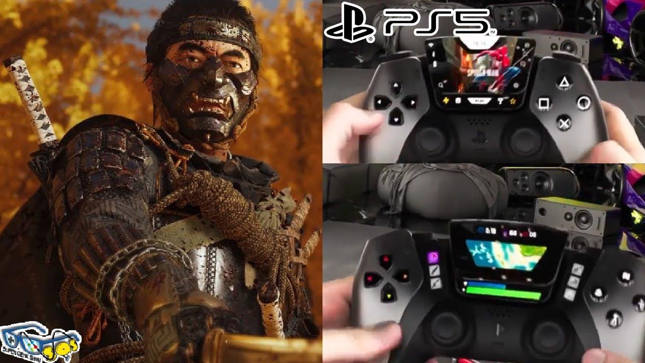 Épico fan control de PS5 - Ghost of Tsushima:  ¿GOTY 2020? - GTA 5 gratis