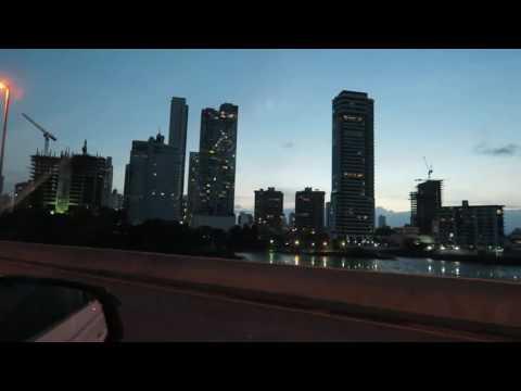 My Glamorous Life : Birmingham to Panama and the Wyndham Hotel, Panama City