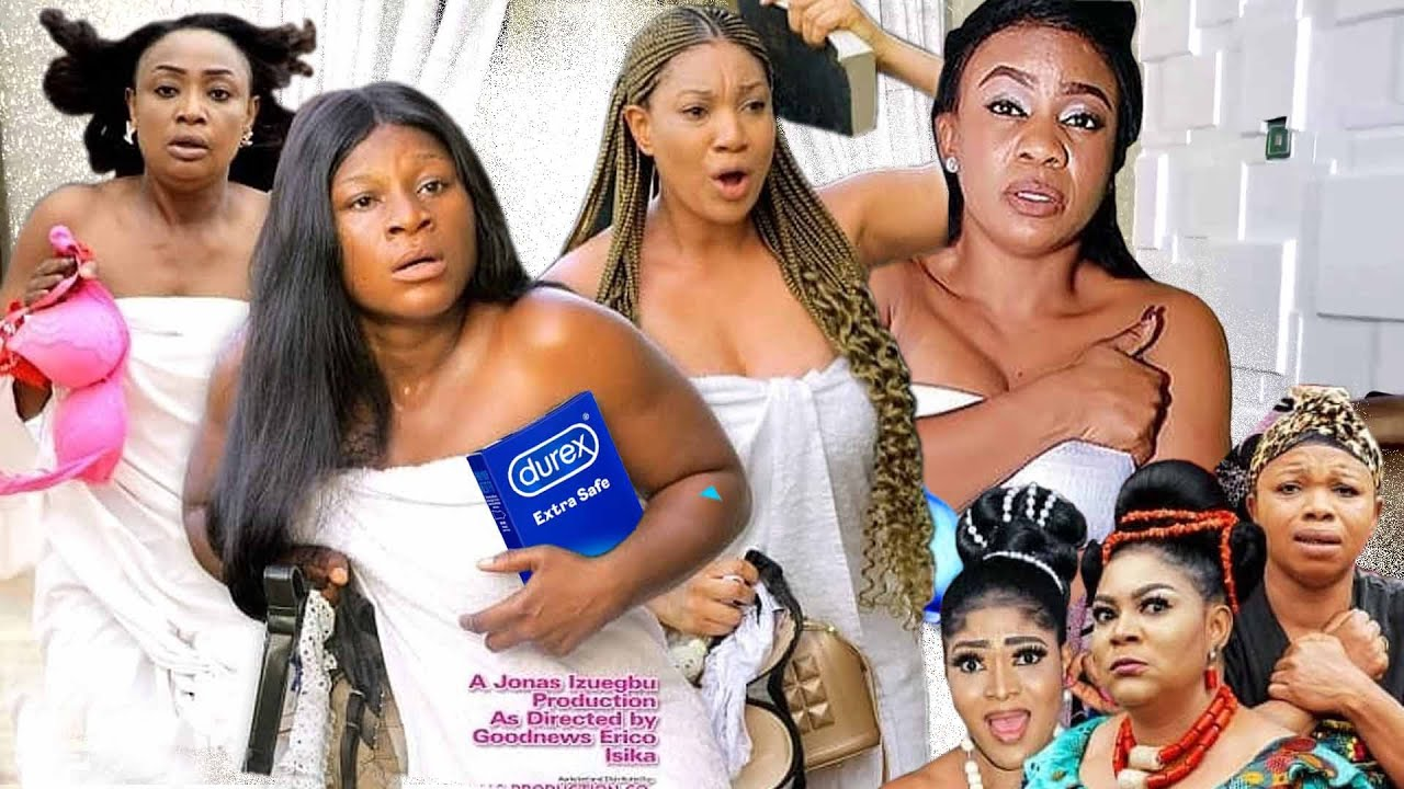 Download THE CHAMELEON COMPLETE 1&2 (New Hit Movie) - 2021 LATEST NIGERIAN MOVIE/ NOLLYWOOD MOVIE