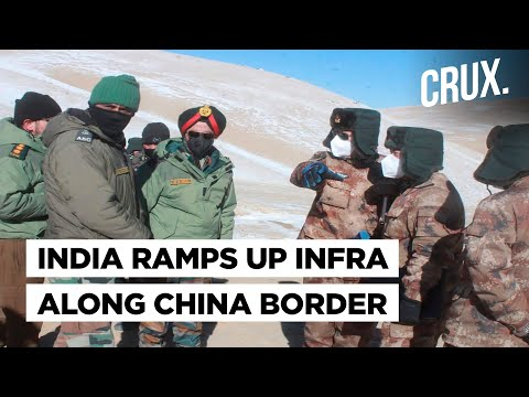 India's Border Infrastructure Along LAC Will Match China's In Three to Four Years: CDS Bipin Rawat