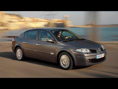 Zed FULL OBD Renault Megane 2006 год полная утеря