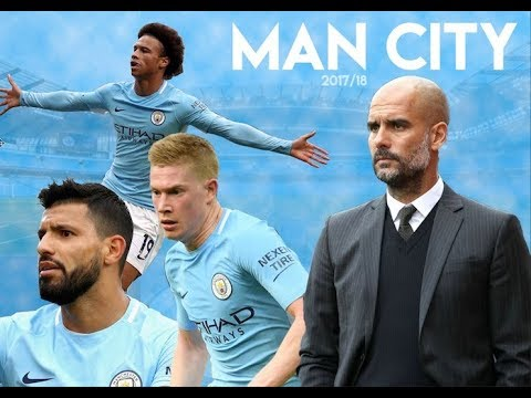 Man City 1718 Wallpaper Youtube