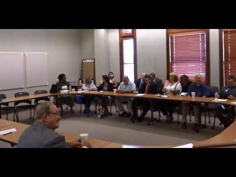 TRUMP SUPPORTERS STORM SHADOW GOVERNMENT BILDERBERG LIKE MEETING. FULL VIDEO. SANBAG.