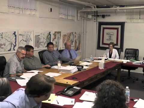 Ticonderoga Town Board Meeting  5-9-13