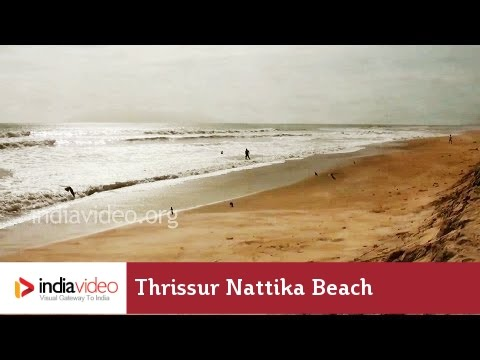 Get a glimpse of traditional coastal life at Nattika beach