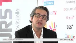 Colloque NPA-Le Figaro : Cédric Siré, WEBEDIA