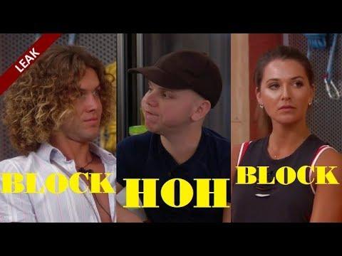 Big Brother 20: LEAK Maybe JC Won HoH, Tyler & Angela on the Block