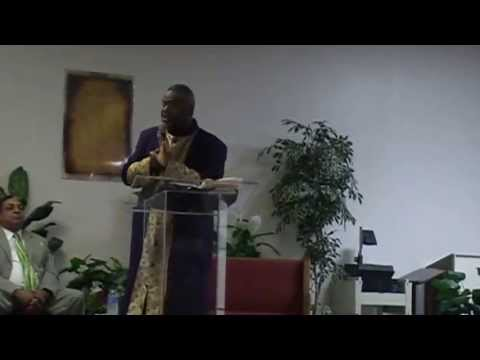 PASTOR JAMES WILSON OF CHRIST WITHIN DELIVERANCE MINISTRIES