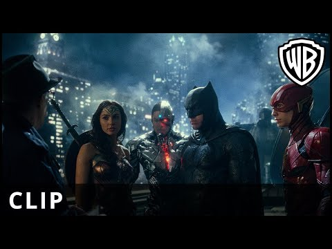 Justice League - In Cinemas Now - Warner Bros. UK