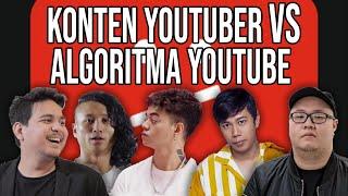 Apa Benar Sistem Youtube Bikin Video Sampah Trending? - #podcast5kage