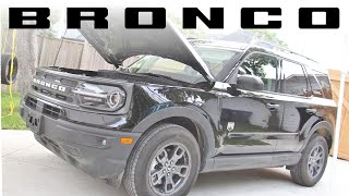 Ford Bronco Sport Mechanical Review