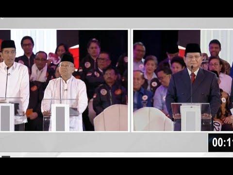 Panas! Jokowi VS Prabowo Saling Serang Soal Korupsi