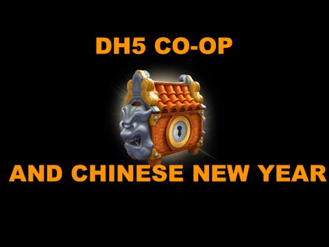 Dungeon Hunter 5 Co-Op And Chinese New Year Update Screenshots!