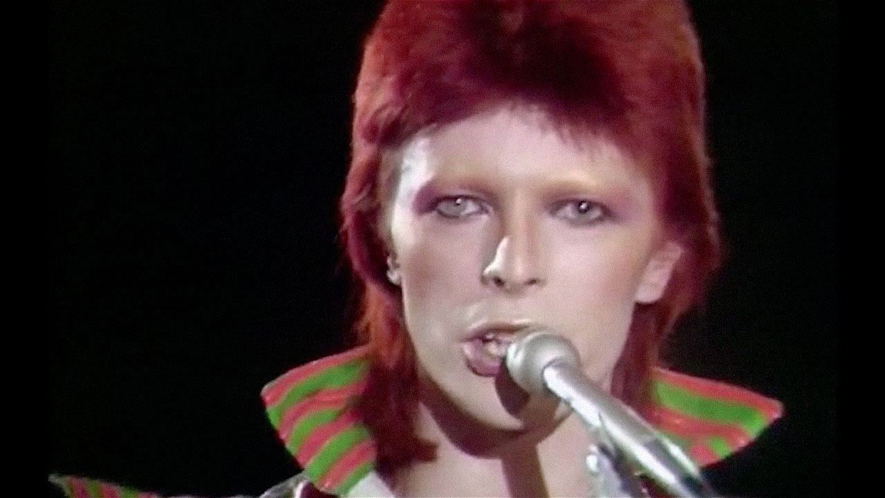 David Bowie Space Oddity Live 1973 New Edit 1980 Floor Show