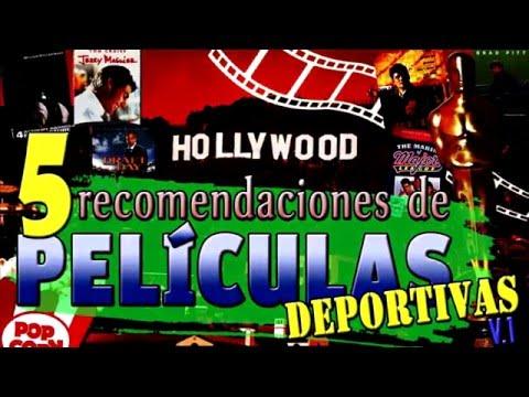 5 Recomendaciones de Películas Deportivas, parte 1 / EricoVlogs
