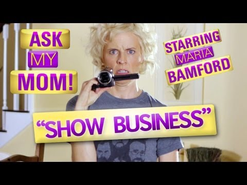 Ask My Mom! #6 - Show Business
