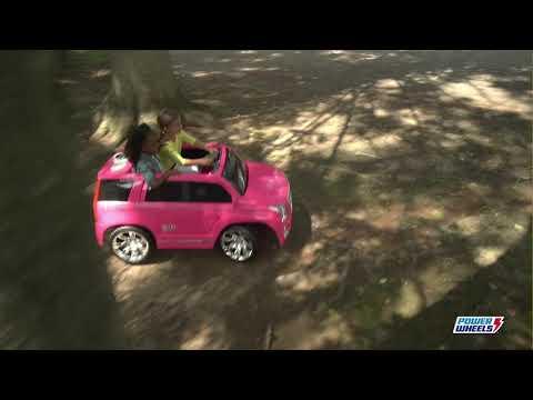 Power Wheels Barbie Cadillac Escalade - Exclusive | Toys R Us Canada