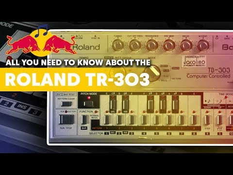 Studio Science: Roland's TB-303 by Iron Galaxy