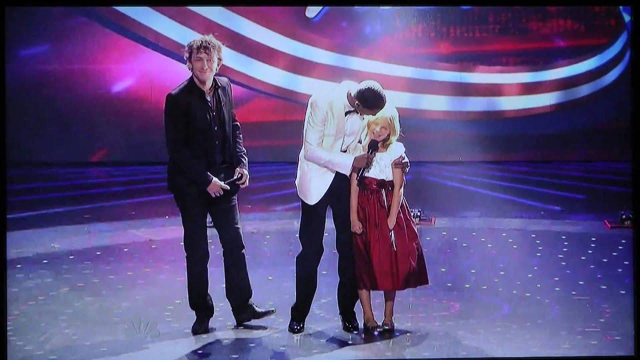 Winner of americas got talent first