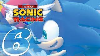 Team Sonic Racing - Gameplay Walkthrough Part 6 - Chapter 6 (Full Game) Story Mode