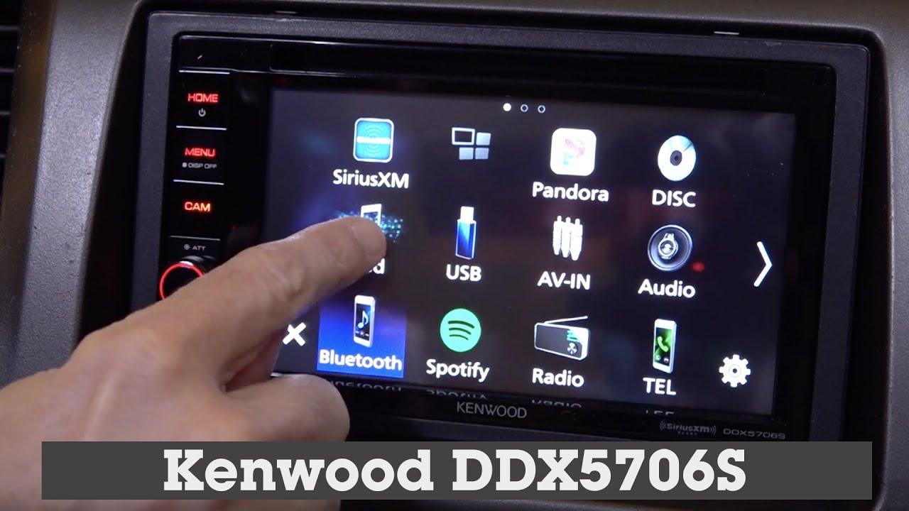BLUETOOTH MICROPHONE FOR KENWOOD DDX376BT DDX-376BT *SHIPS TODAY*