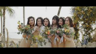 Wedding at InterContinental Phu Quoc Long Beach Resort.