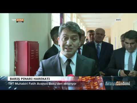 Milli Eğitim Bakanı Ziya Selçuk TRT Avaz Avrasya Gündemi Programında Yayın Konuğumuz Oldu