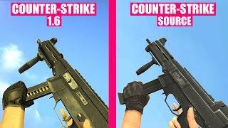 Video Counter-Strike Source Gun Sounds vs Counter-Strike 1.6 download MP3, 3GP, MP4, WEBM, AVI, FLV November 2017