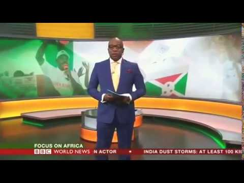 BBC AFRICA:As the rallies start for a referendum to change the constitution in Burundi,
