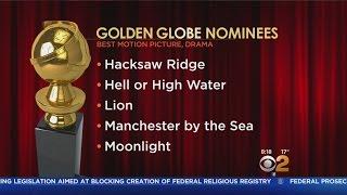 Golden Globe Predictions