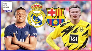 Real And Barça's Miracle Solution For The Transfer Window | Oh My Goal