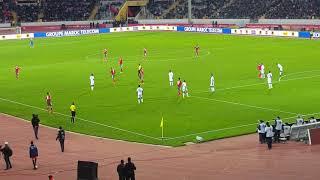 شاهد تفاعل الجمهور المغربي في مبارة ناميبيا و المغرب كأس افريقيا للمحلين MAROC vs NAMIBEI CAN2018