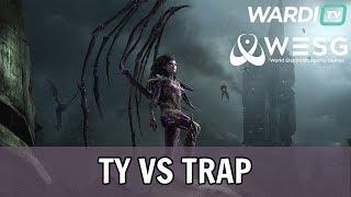 TY vs Trap (TvP) - WESG South Korea Qualifier
