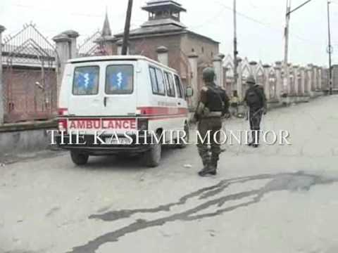 Curfew like restrictions in Srinagar to foil separatist march