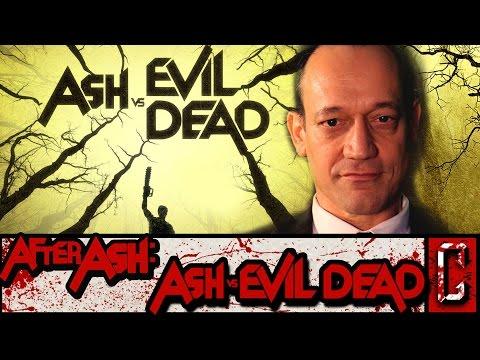 Ted Raimi of Ash Vs. Evil Dead   After Ash