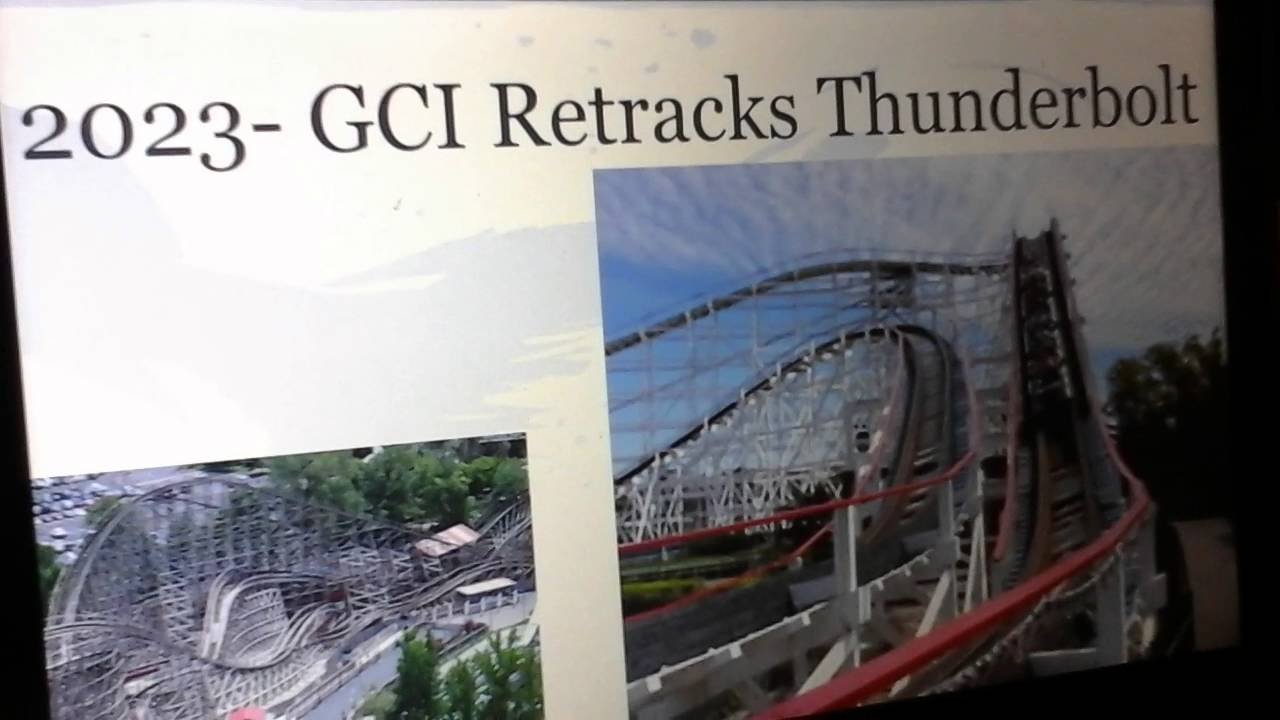 Kennywood Decade Plan - YouTube