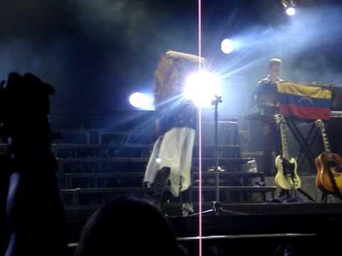 Demi Lovato Here We Go Again/La La Land Live in Caracas Venezuela