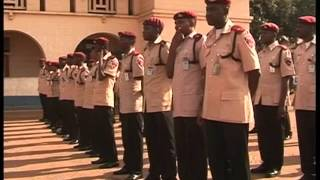 Corps Marshal FRSC Visits The Kaduna State Command Of The FRSC