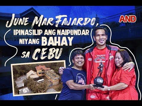 Download June Mar Fajardo, ipinasilip ang naipundar niyang bahay sa Cebu
