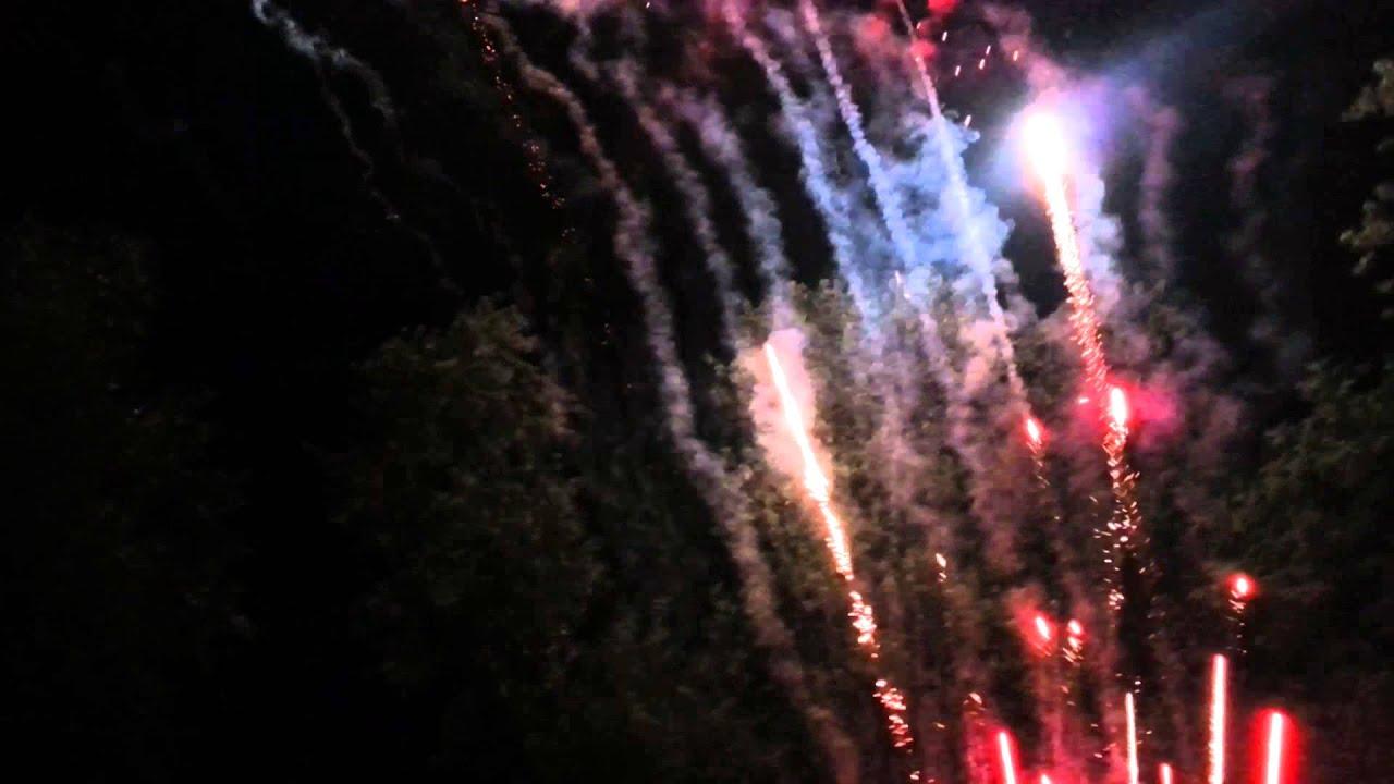 Best Backyard Fireworks best backyard fireworks finale! - youtube